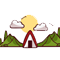 icono luangel cabañas